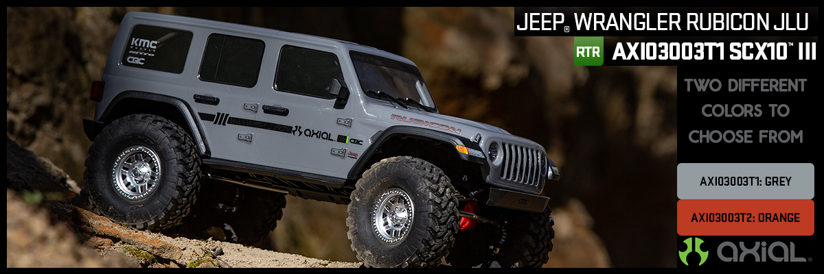Axial 03003t1 Jeep