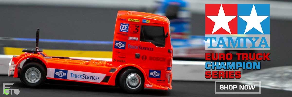 Tamiya Euro Truck Champion Series