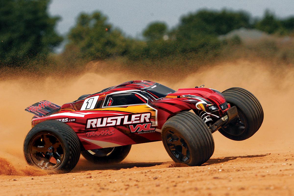 Rustler VXL