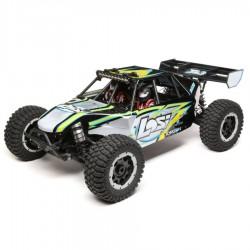 2 NEW Losi Desert Buggy XL-E Tire Insert Molded LOS45018