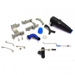 Traxxas TRX Pro 15 to TRX 2 5/2 5R upgrade kit for Nitro Rustler Nitro  Sport (incl  SE) and Nitro Stampede