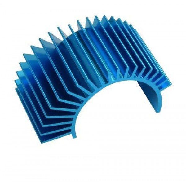 APEX RC Blue Aluminum 540 / 550 Electric Motor Heat Sink