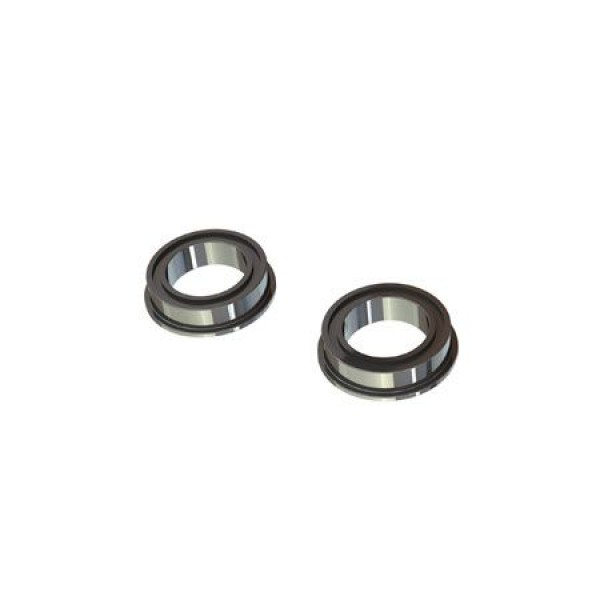 Arrma Flange Ball Bearings, 10x15x4mm (2)