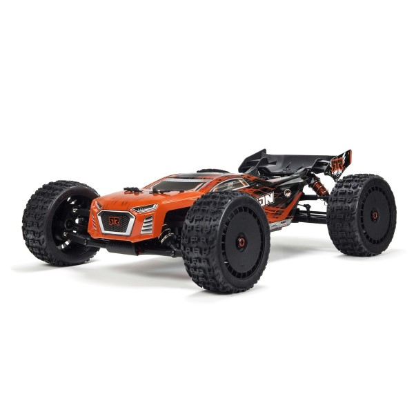 Arrma TALION 6S pre-painted Body, Red/Black