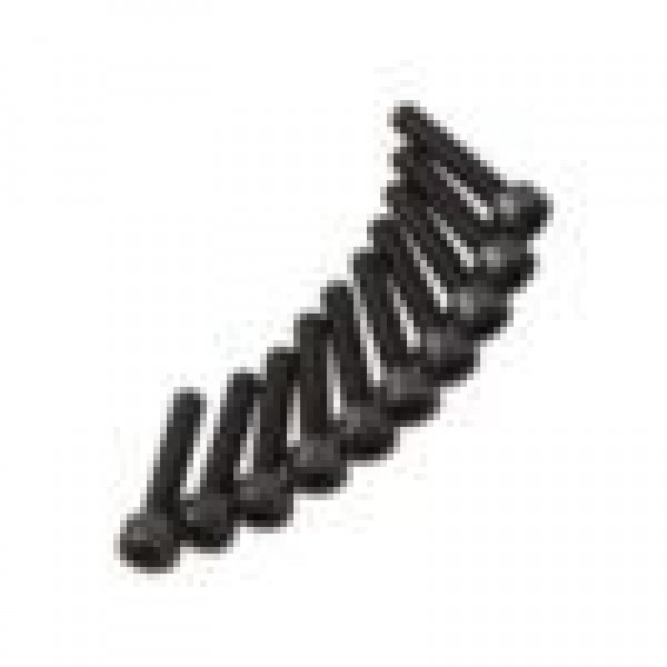 Arrma Cap Head Screws, 2.5x12mm (10)