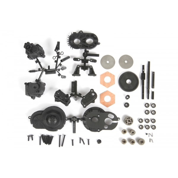 Axial Complete SCX10 Transmission Set