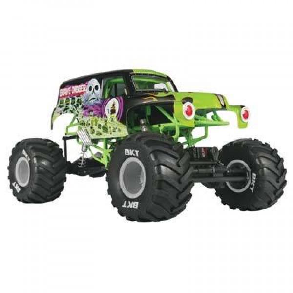 1/10 SMT10 Grave Digger Monster Jam Truck 4WD