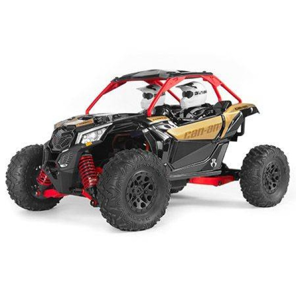 Axial 1/18 RTR Yeti Jr. Can-Am Maverick 4WD Brushed Buggy