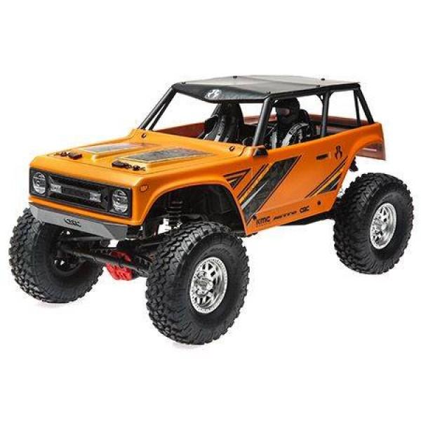 Axial Wraith 1.9 1/10 Electric 4WD RTR Crawler, Orange
