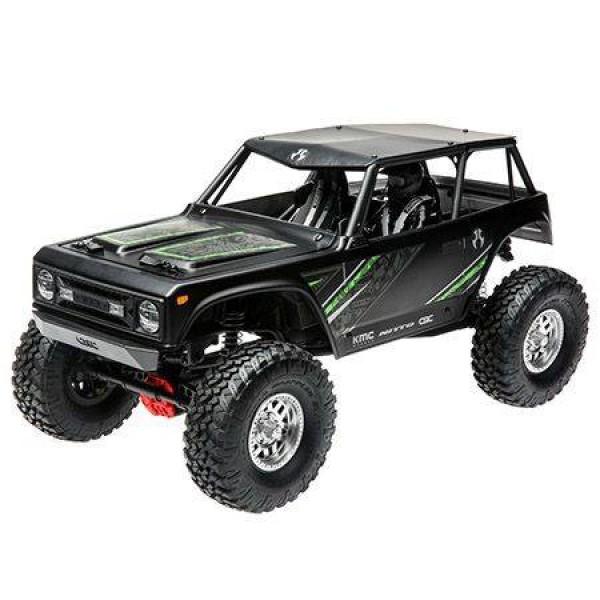 Axial Wraith 1.9 1/10 Electric 4WD RTR Rock Crawler, Black