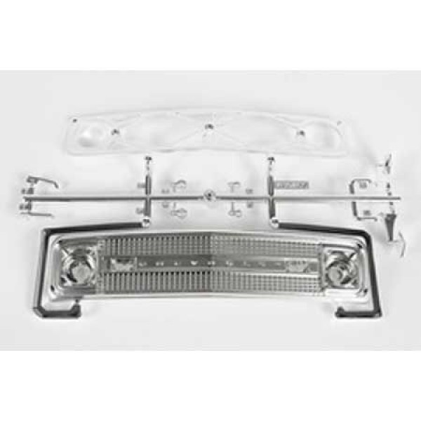 Axial 69 Blazer Grille Detail