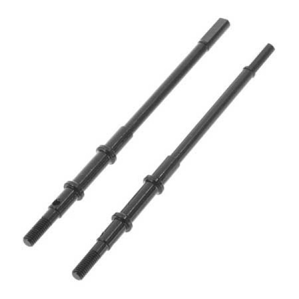Axial Straight Axle Shafts, 5x106mm (2)