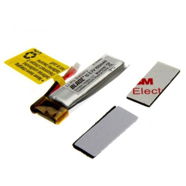 Blade 150mAh 1S 3.7V 45C LiPo Battery (70 S)