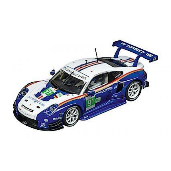 "Carrera of America Carrera 23885 Porsche 911 RSR #91 ""956 Design"" 1/24 w/Lights"