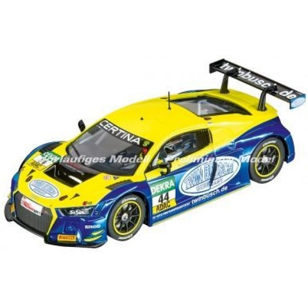 "Carrera of America 1/32 Audi R8 LMS ""Twin Busch, No.44"""