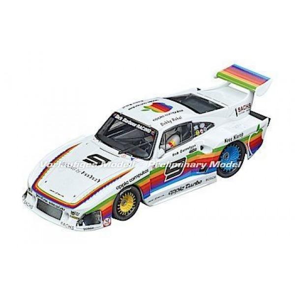 Carrera of America Porsche Kremer 935 K3 No. 9 Sebring 1980, Digital 132 w/Lights