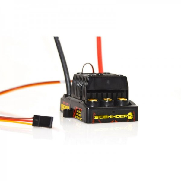 Castle Creations 1/8 Sidewinder WP Sensorless Brushless ESC (8A Peak BEC)