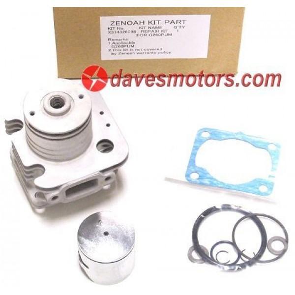 Dave's Discount Motors Zenoah 260PUM Kit