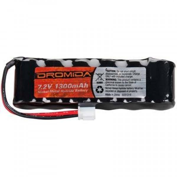 Dromida NiMH Battery 1300mAh 7.2V (6S)