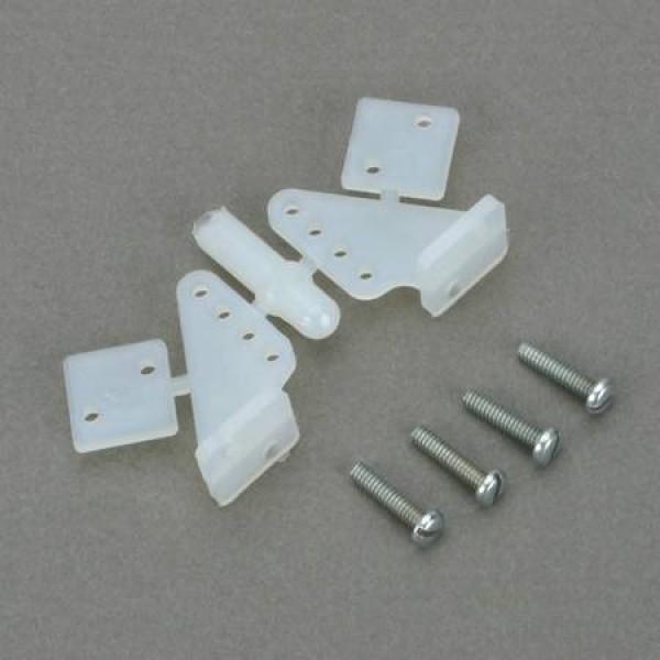 Control Horn Nylon 1/2A (2)