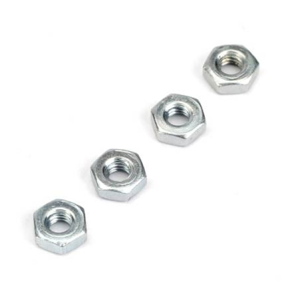 Hex Nut 2.5mm (4)