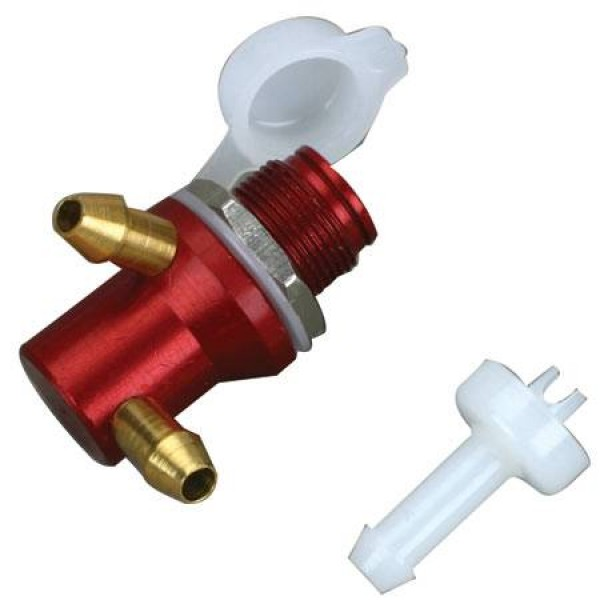 Large-Scale Fuel Valve Gas