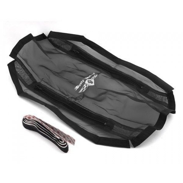 Dusty Motors Traxxas X-Maxx Protection Cover (Black)