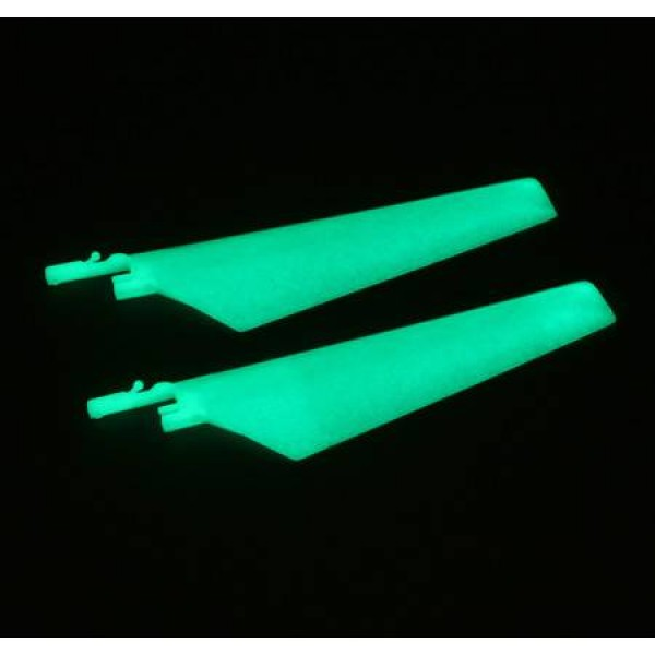 Upper Main Blade Set, Glow in the Dark (BMCX) (2)