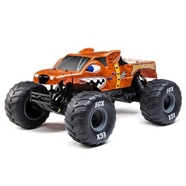 ECX RC Brutus RTR 1/10 2wd Monster Truck
