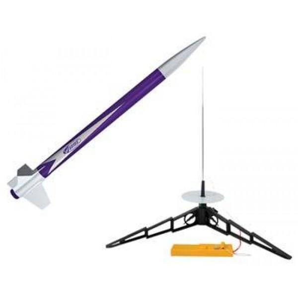 1424 Silver Arrow Launch Set E2X Easy-to-Assemble