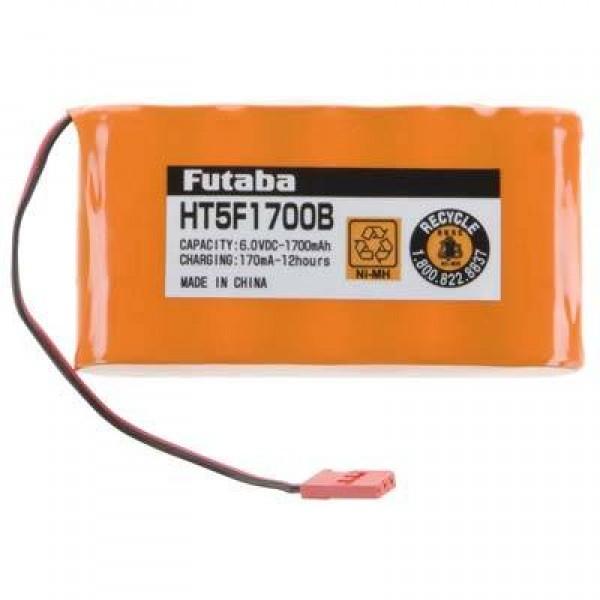 Futaba NiMH Battery 1700mAh 6V (5S)