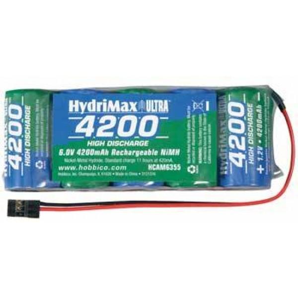 Hobbico NiMH Battery 4200mAh 6V (5S)