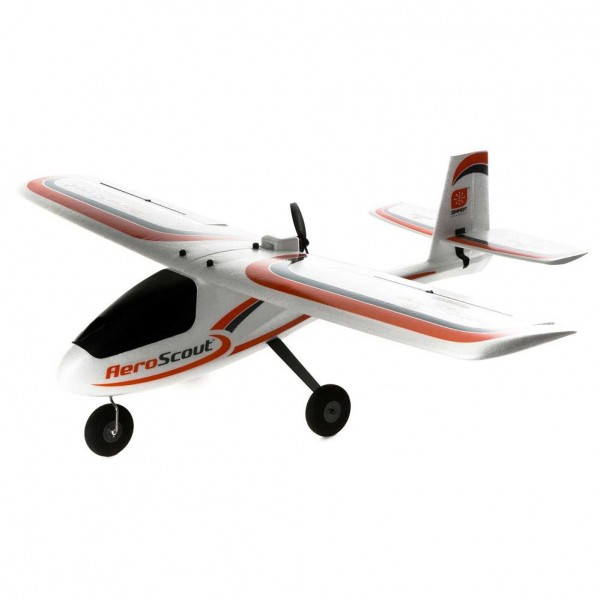 Hobby Zone Aeroscout S 2 1.1m RTF Airplane with SAFE