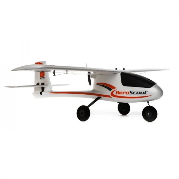 HobbyZone AeroScout S RTF 1.1m Plane