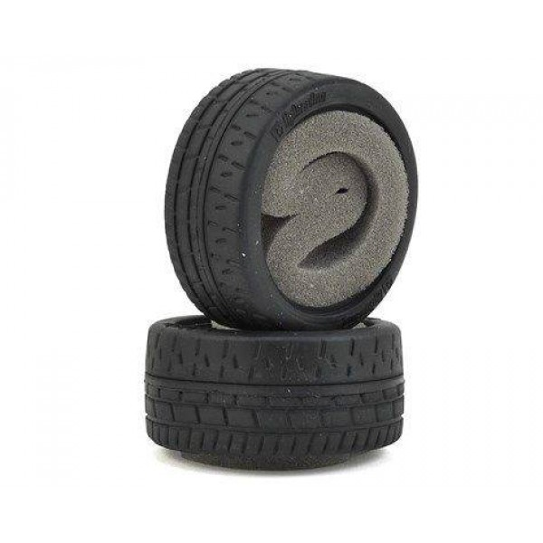 HPI Racing 31mm Wide Radial Grip Tires