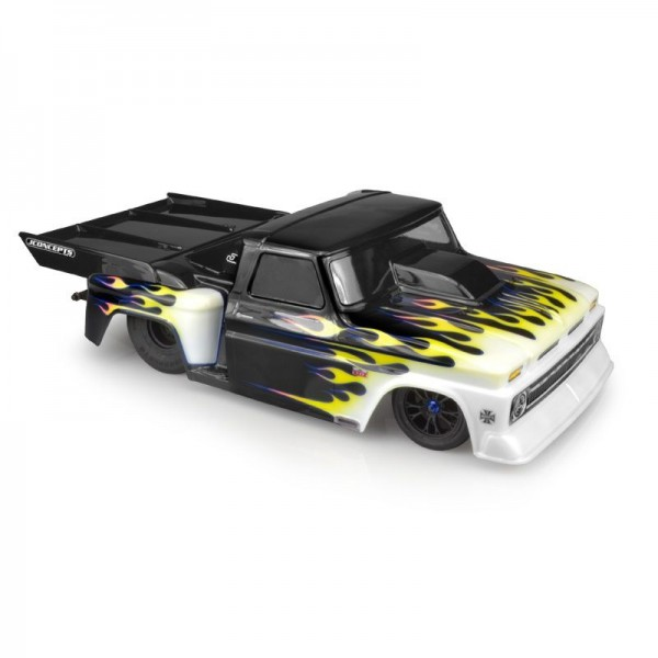 JConcepts 1966 Chevy C10 Step-Side Body with Ultra Rear Wing