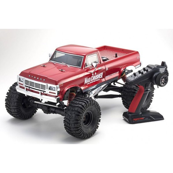 Kyosho Mad Crusher GP-MT 4WD RTR Gas Monster Truck