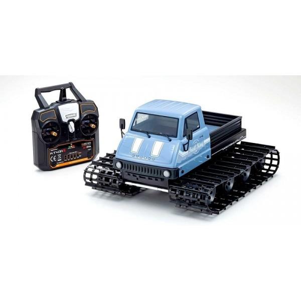 Kyosho Trail King 1/12 ReadySet Belt Vehicle Type 2, Blue