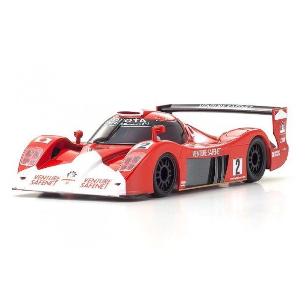 Kyosho Mini-Z Toyota Toyota GT-One No. 2 TS020 body (MR03-W-LM)