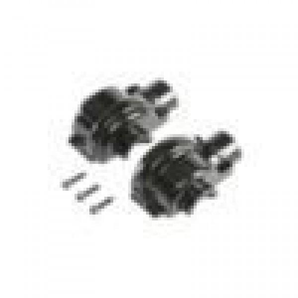 Losi Aluminum Differential Case, Black (LST/2, 3XL-E)
