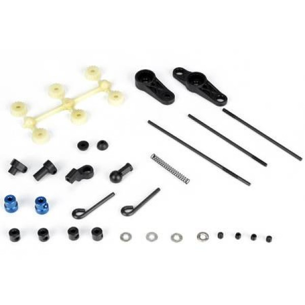 Losi Throttle/Brake Link Set (8B 2.0)