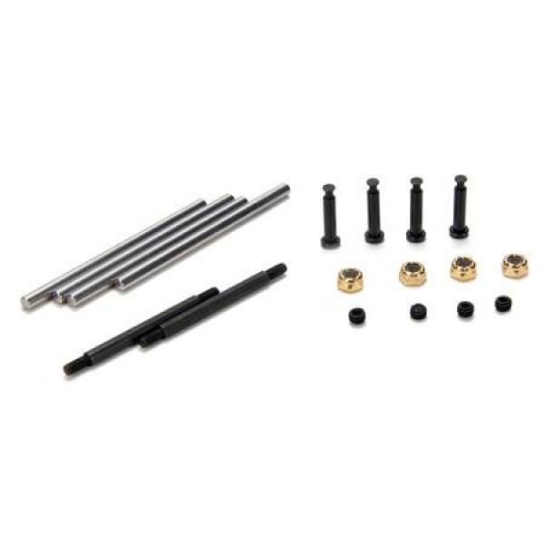 Losi Suspension Hinge & King Pin Set (10-T) (10)