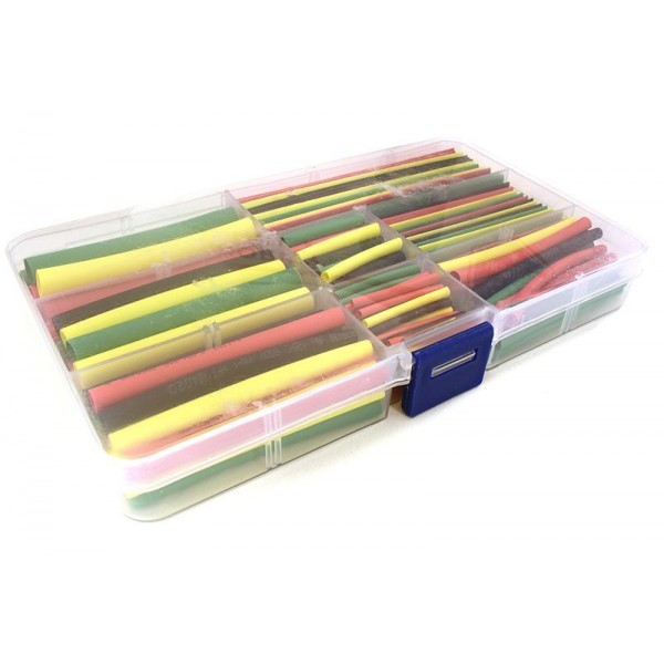Much More Racing Heat-Shrink Tubing Assorted Set