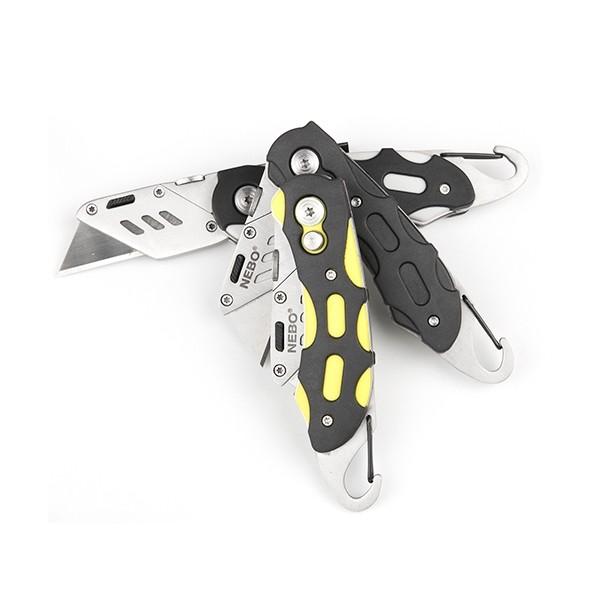 NEBO Folding Lock-Blade Utility Knife
