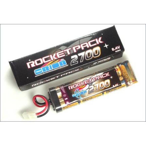 Orion NiMH Stic Packk Battery 2700mAh 8.4V (7S) with Tamiya Connector