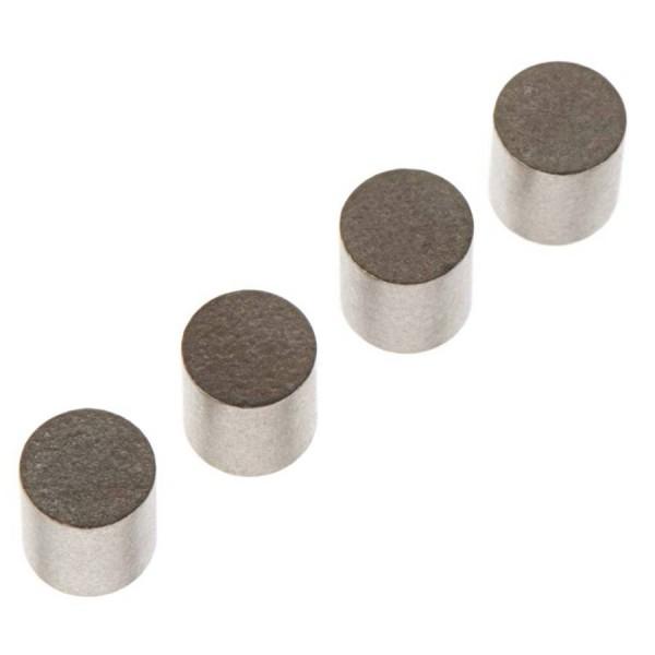 Tungsten Cylinders 4x0.50oz/2oz