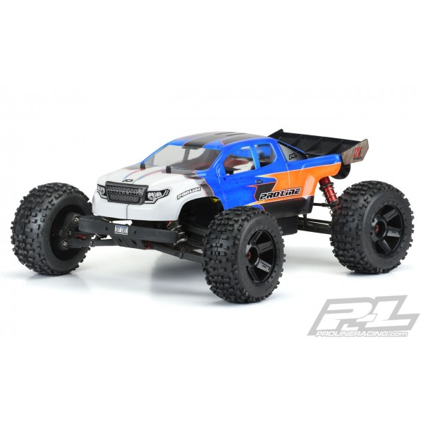 Pro-Line Brute Clear Body for ARRMA Outcast & Notorious