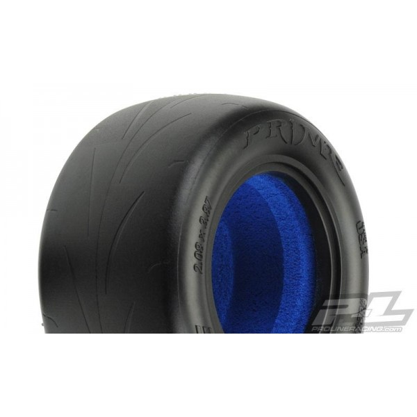 "Pro-Line Prime T 2.2"" Off-Road Truck Tires with Closed Cell Foam Inserts (2)"