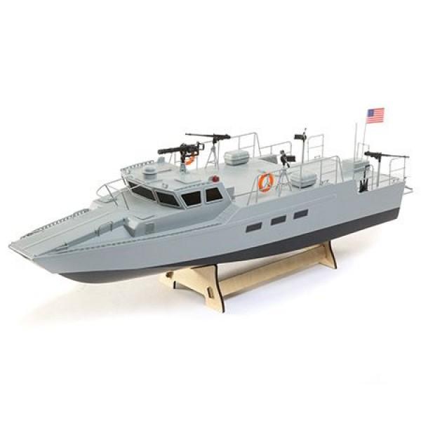 Pro Boat 22-inch RTR Dual-Brushed Riverine Patrol Boat