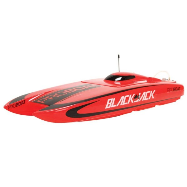 Blackjack 24-inch Catamaran